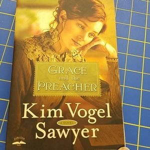Grace and the Preacher by Kim Vogel Sawyer Book